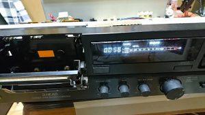 TASCAMのカセットデッキ◇112や122は有名だけど134はご存知ですか?