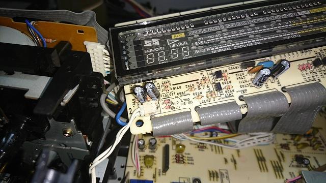 A&D GX-Z5300修理◇安いモデルなら整備しやすい…えっ違うの?