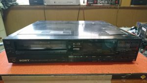 SONY ベータマックス SL-HF507の修理