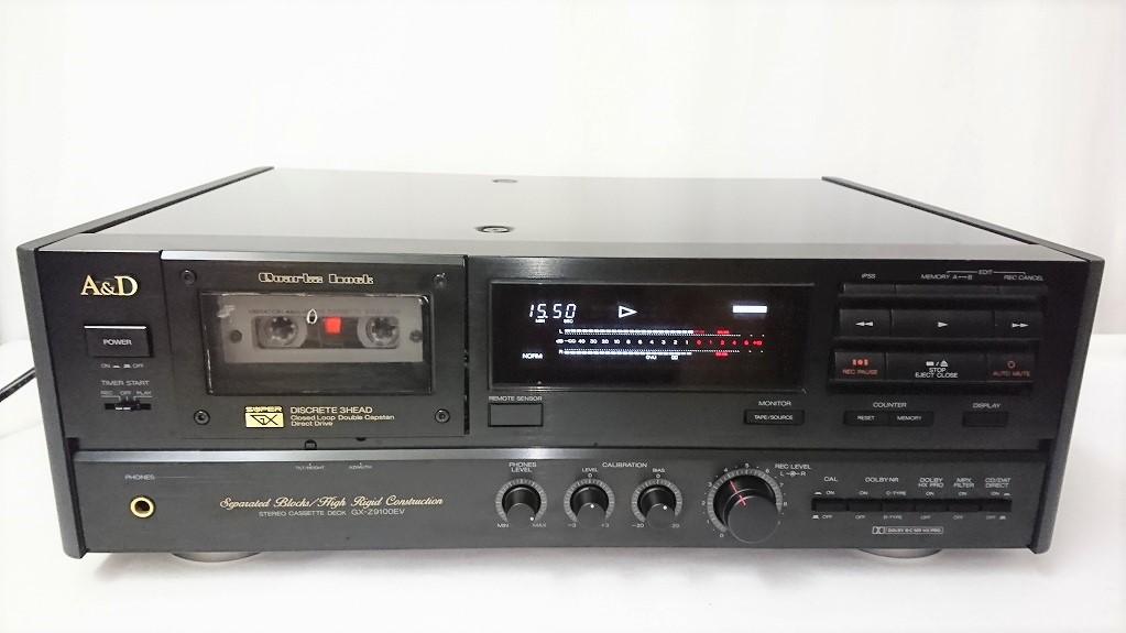 A&D GX-Z9100EV 1994年製
