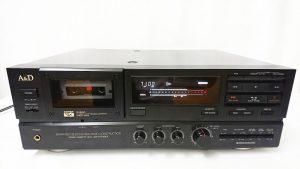 A&D GX-Z7100EX