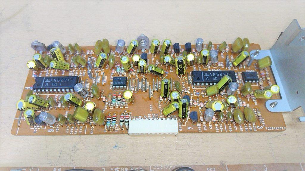 AKAI GX-93 dbx基板