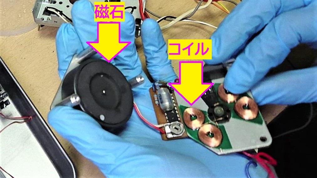 SONY TC-K555ES修理◇ 再生スピードが不安定。でもベルトじゃない!