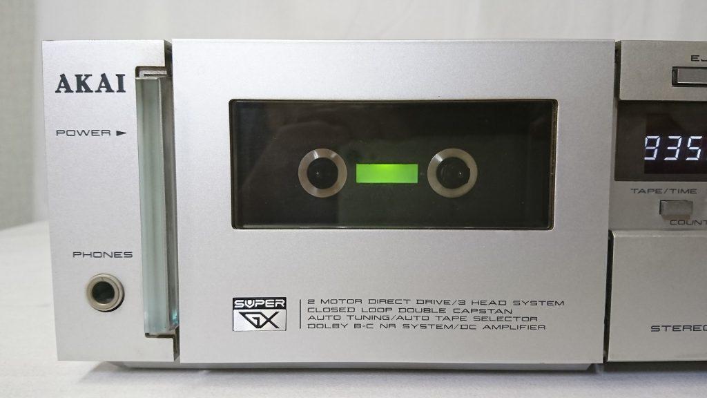 AKAI GX-F71 カセットホルダ
