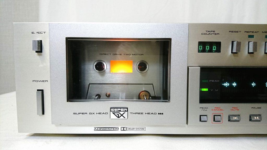 AKAI GX-F90 カセットホルダ