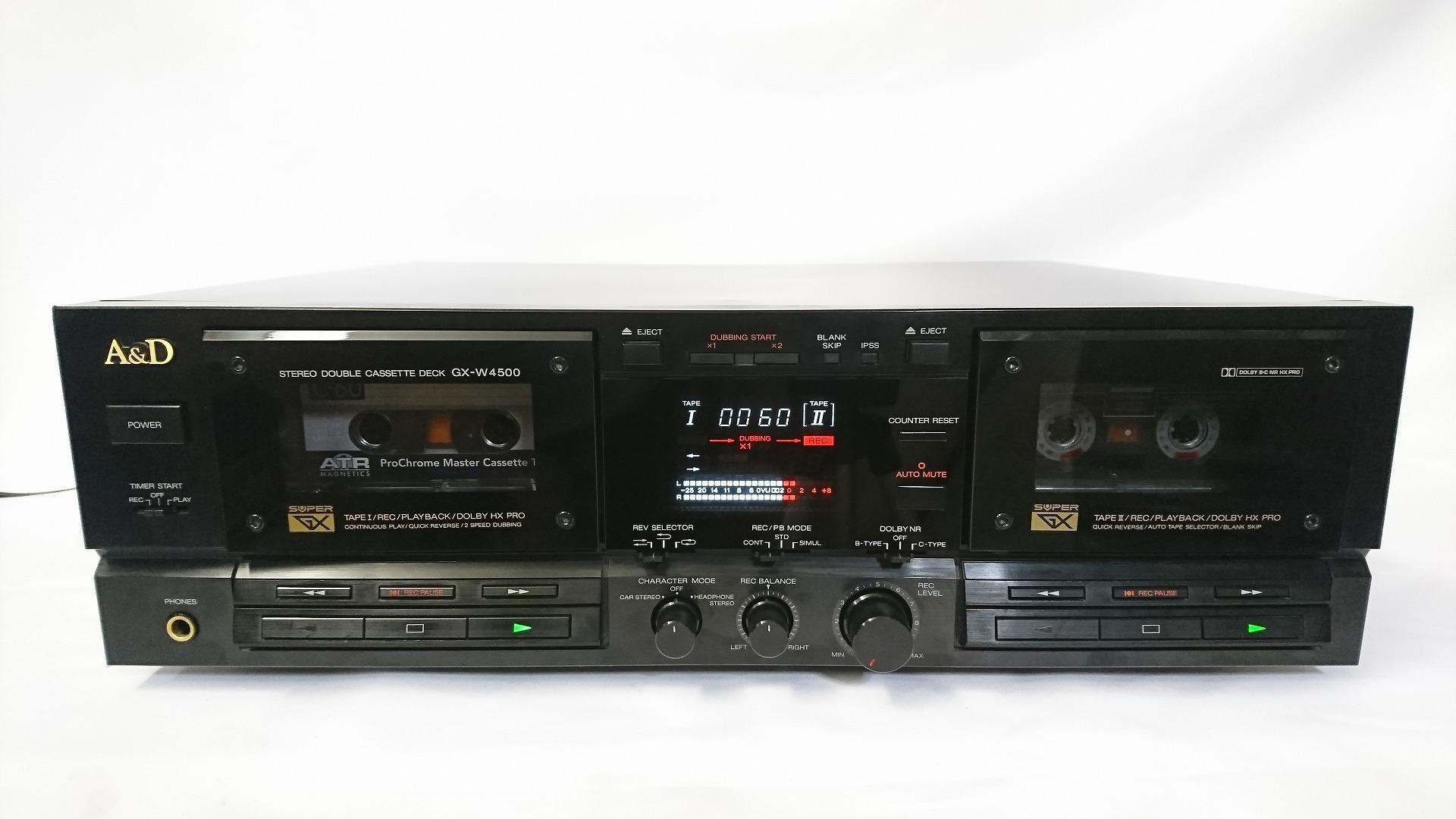 AKAI GX-W4500