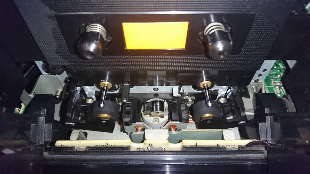 A&D GX-W4500 録再ヘッド