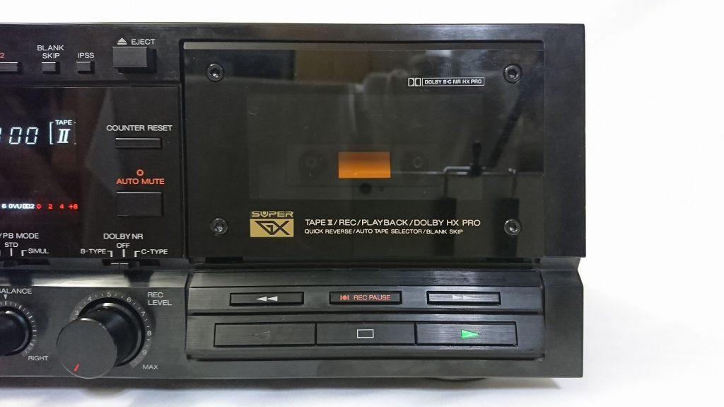 A&D GX-W4500 デッキ2側