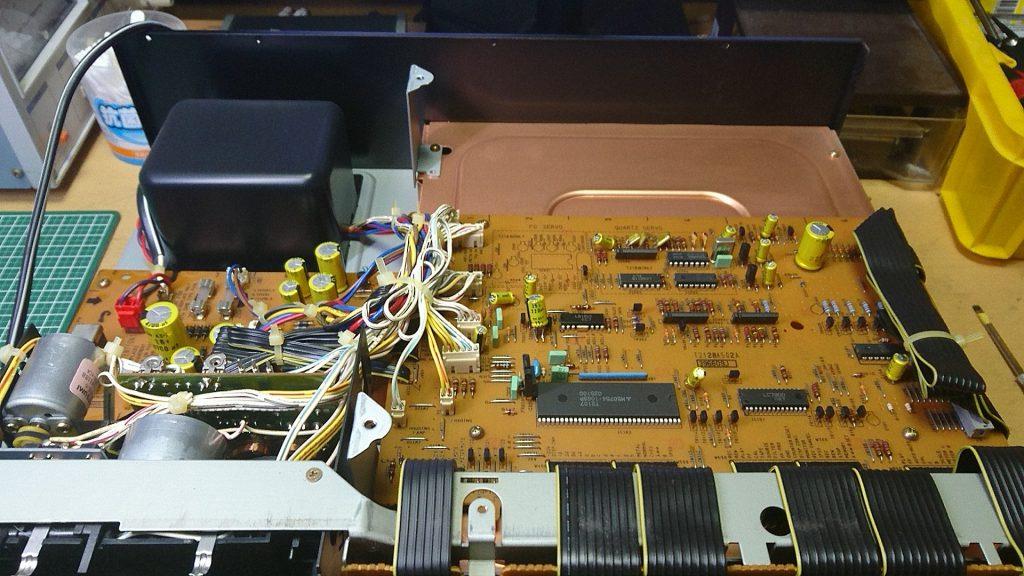 A&D GX-Z9100EV 上層階