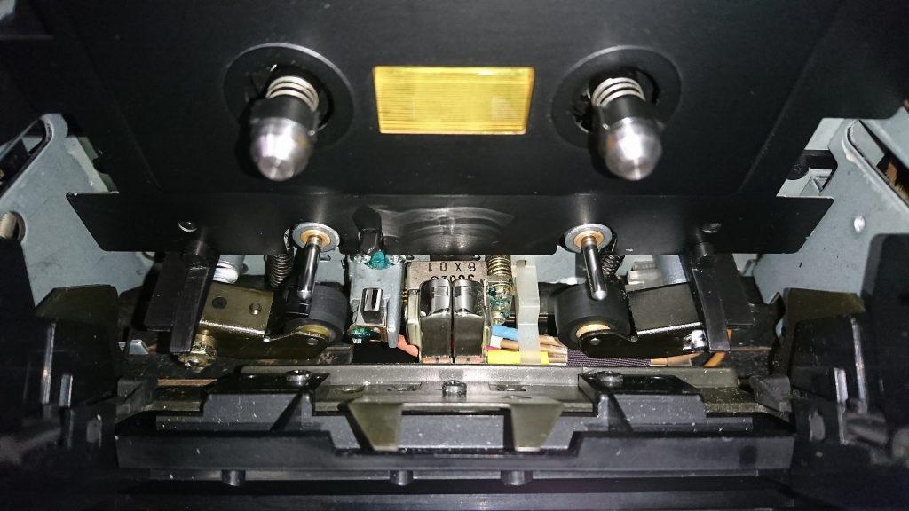 SONY TC-K555ESR 独立懸架型レーザーアモルファスヘッド