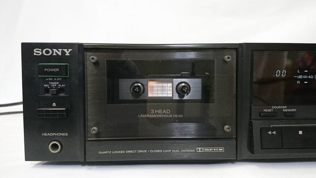 SONY TC-K777ES カセットホルダ