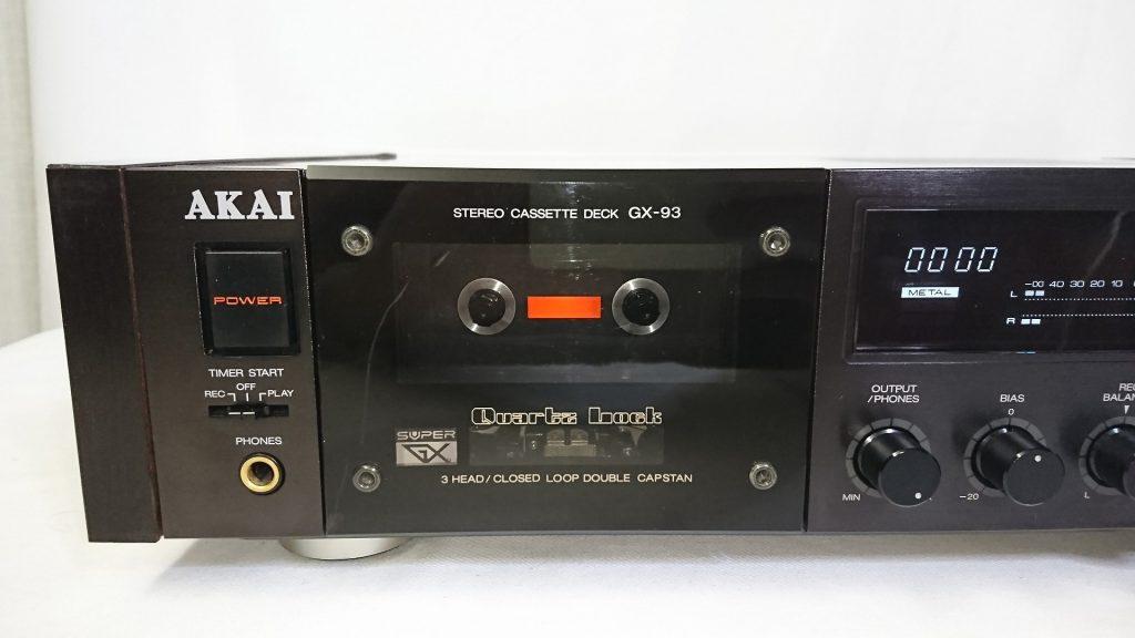 AKAI GX-93 カセットホルダ