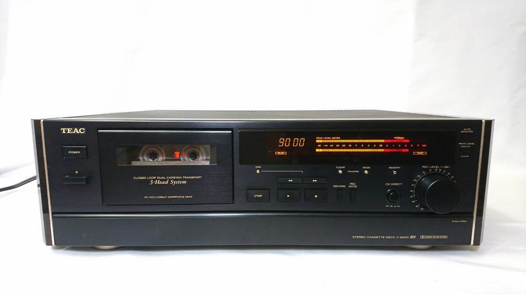レンタルカセットデッキ TEAC V-9000