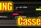 FOXカセットテープ入手!気になる音質や特性は?URと比較します。